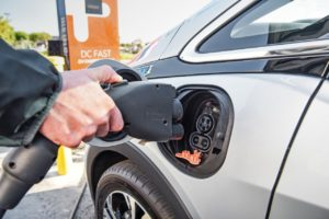 2017 Chevy Bolt Charging Options And Times