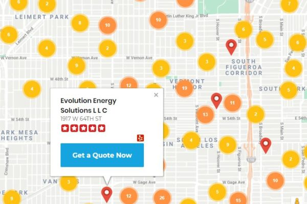 Start-Up Maps Over 500,000 Solar Rooftop Projects in 30 Cities to Drive Solar Adoption